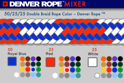Custom Colored Rope Mixer