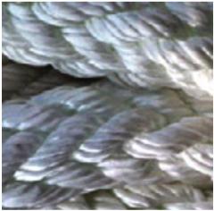 12 strand Plait polyester Rope