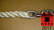 Anchor Rode anchor chain rope splice