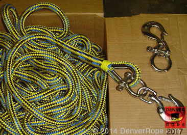 houseboat lines custom boat anchor line assembly custom colored double braid nylon anchor line or houseboat shore line stainless steel bow shackle