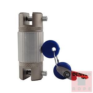 Security Lock Case hardened locks fasten chain
