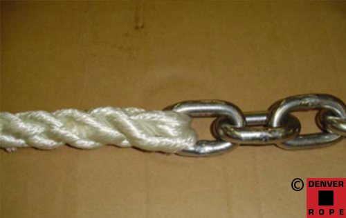 ANCHOR RODE & WINDLASS CHAIN