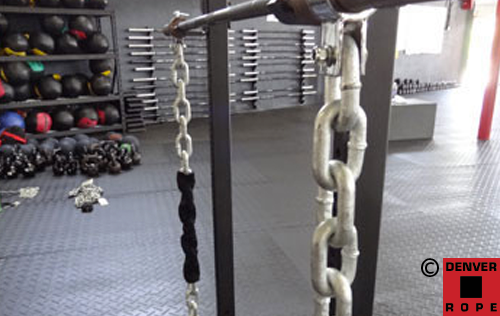 WEIGHTLIFTING – EXERCISE – TRAINING – CHAIN
