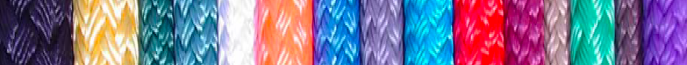 CUSTOM BOAT LINES Rope Colors